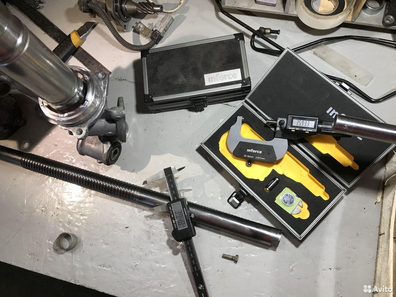 Ремонт рулевых реек в Твери гидро и электрических  89657206595 купить 8
