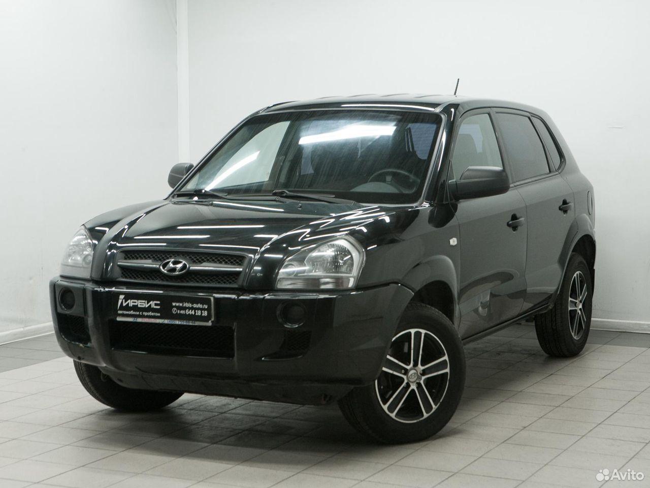 Hyundai Tucson, 2008  84959970942 купить 1