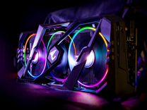 Игровые и офисные видеокарты NVidia GTX AMD Radeon