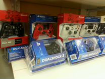 Джойстик PS2 PS3 PS4 Xbox 360 One Dualshock