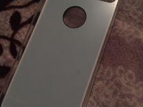 Зеркальный чехол на айфон 7+