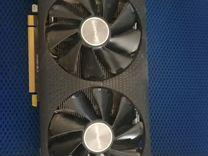 Видео карта Radeon RX580 Sapphire Pulse 8Gb