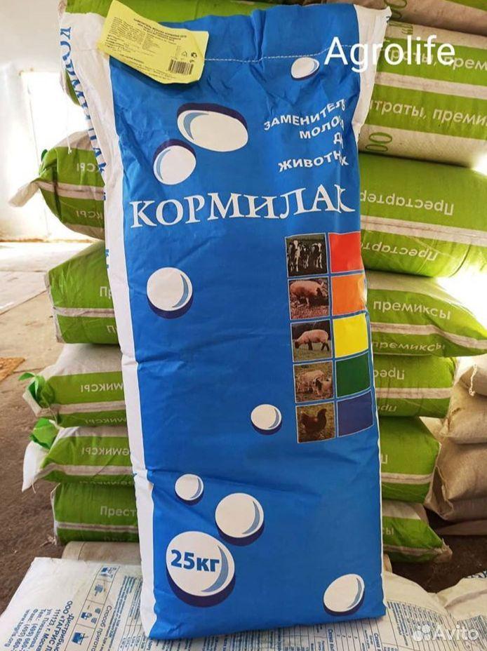 Заменитель молока кормилак 22/16 для телят с 7-го  89782699577 купить 1