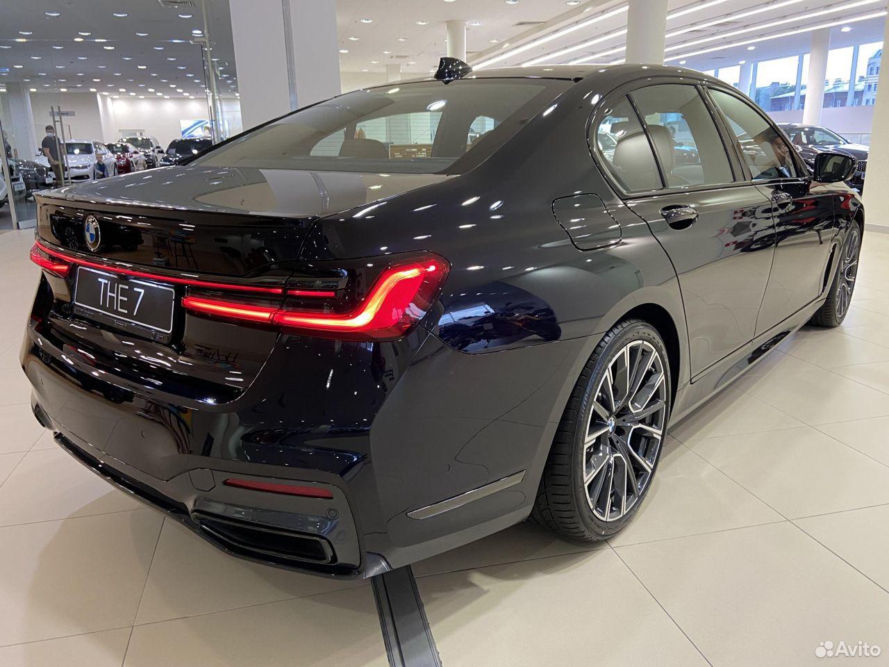 BMW 7 серия, 2020  88129219617 купить 4