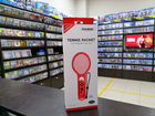 Tennis racket Nintendo Switch