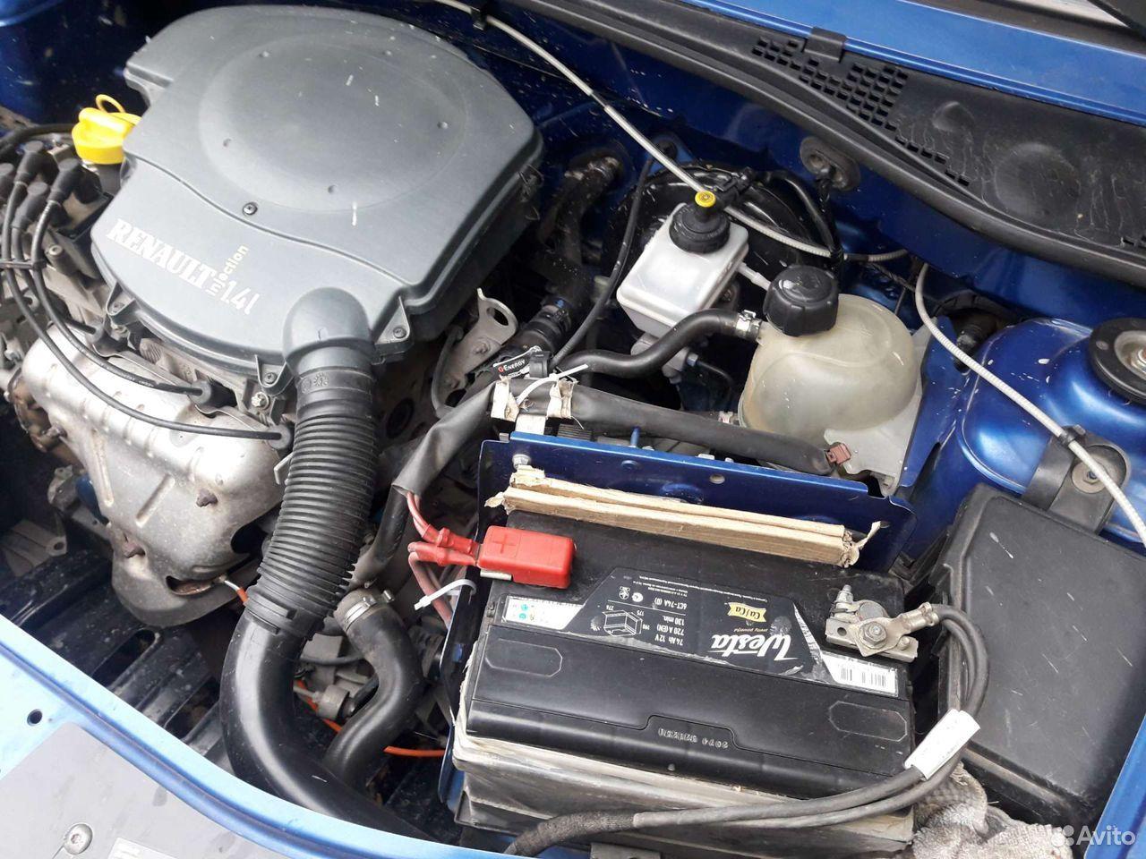 Renault Logan, 2007  89584912702 купить 5