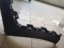 Панель нижняя переднего бампера Kia Sportage 3