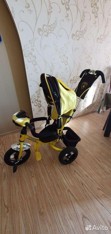 Велосипед детский Lamborghini  89183809015 купить 5