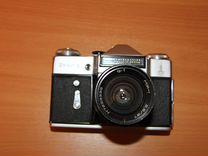 Фотоаппарат зеркальный «зенит-Е