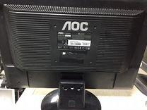 Монитор AOC 917sw+ Гарантия