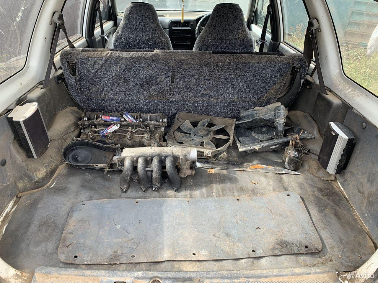 Nissan AD, 1996  89644620583 купить 5