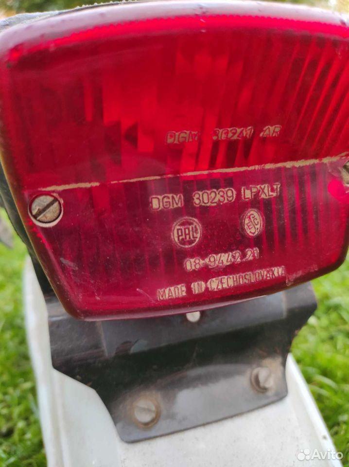 Задние крыло от мотоцикла Cezet 350  89779169897 купить 1