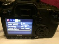 Фотоаппарат Canon EOS40D