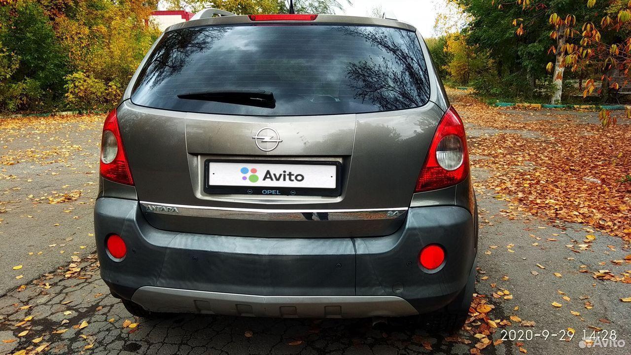 Opel Antara, 2007  89617258214 купить 1