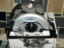Циркулярная дисковая пила1200 вт 185 мм