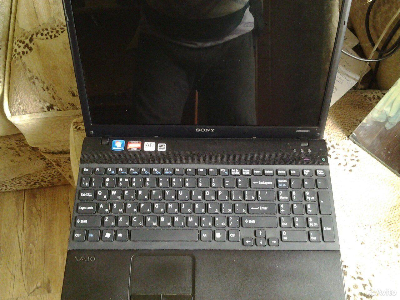 Ноутбук Sony vaio  89502976570 купить 1