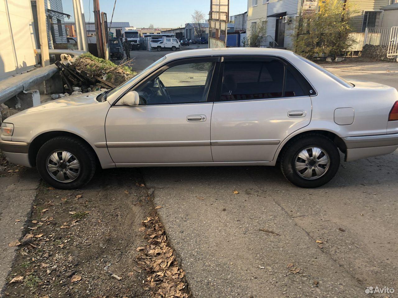 Toyota Corolla, 1996  89098155727 купить 1