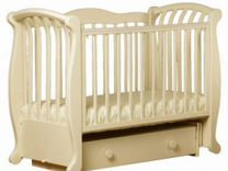 Детская кроватка Кубаньлесстрой би 555.3 Магнолия