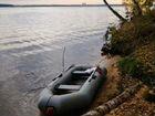 Гребная лодка Скат 280