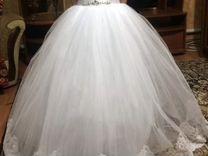 Платье бальное для девочке 6-8 лет