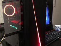 Игровой системный блок i5 8400/Gtx 1070/ssd240gb