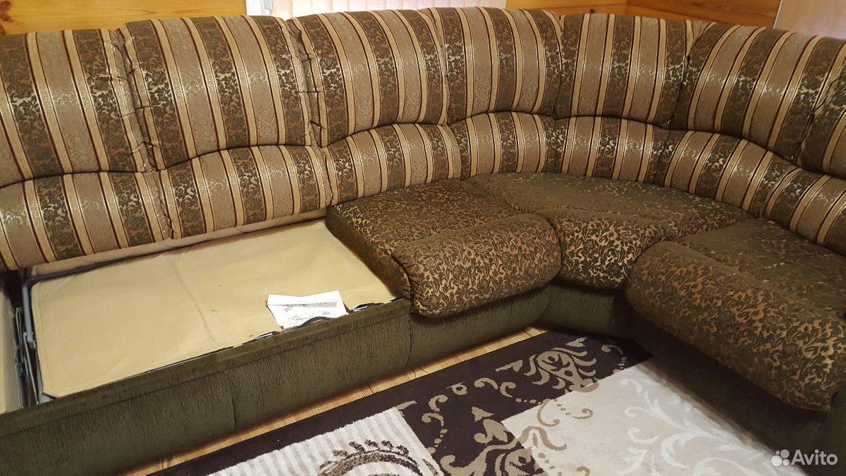 Диван и кресло раскладное  89105008692 купить 4