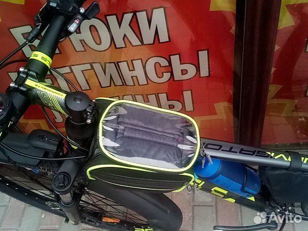 Велосумка на раму велосипеда  89006957879 купить 2