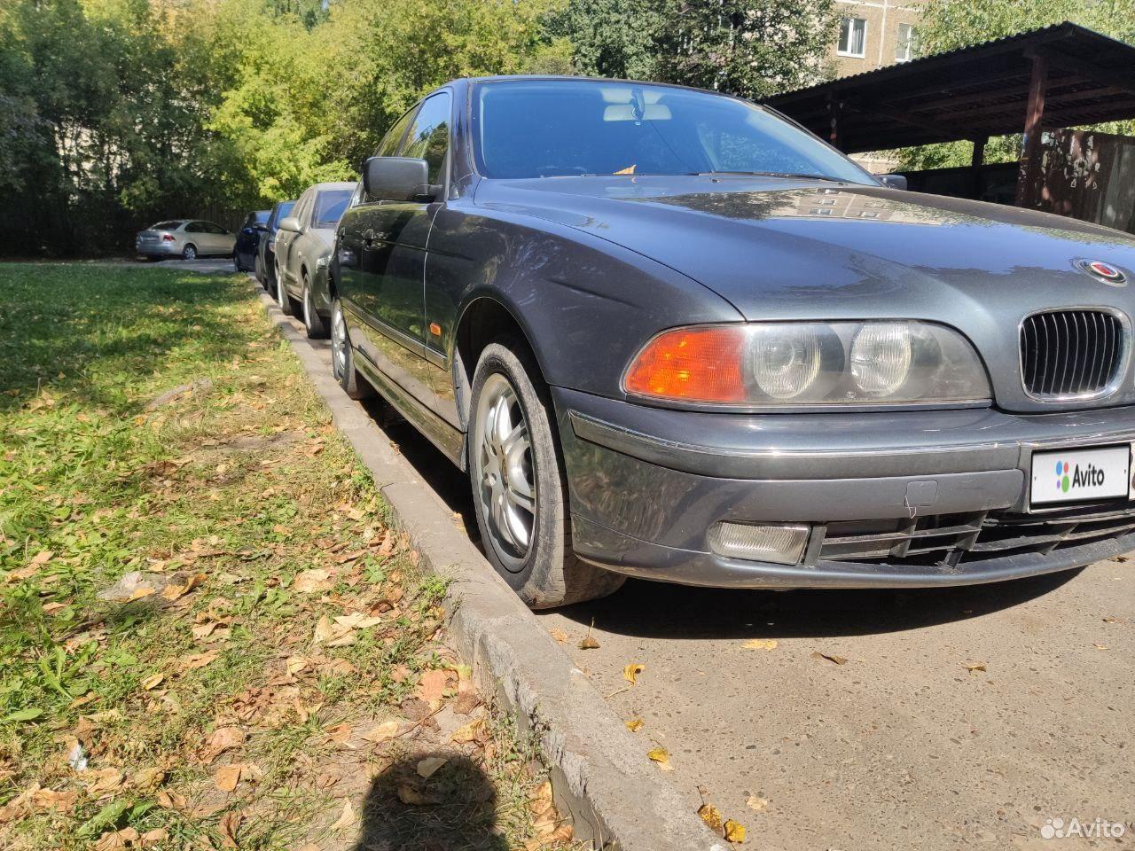 BMW 5 серия, 2000  89874210213 купить 8
