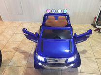 Электромобиль форд 4 вд