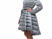 Пальто пуховое марк 44 — Одежда, обувь, аксессуары в Санкт-Петербурге