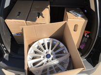 Оригинальные диски Ford r17