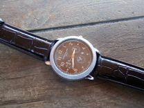 "Часы мужские ""Патек Филипп"" (кварц, календарь)"