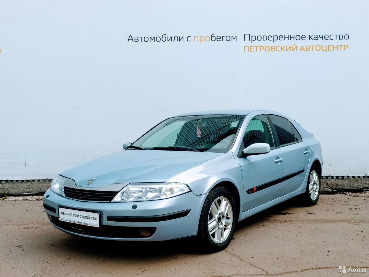 Renault Laguna, 2002  84954871002 купить 1