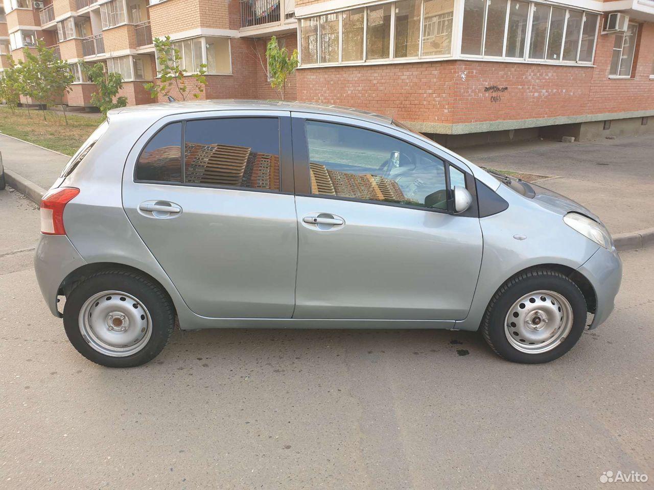 Toyota Yaris, 2007  89883531601 купить 6