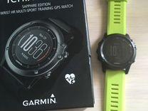 Garmin Fenix 3 HR sapphire edition