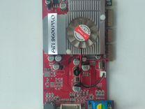 Видеокарта ATI Radeon 9600PRO — Товары для компьютера в Волгограде
