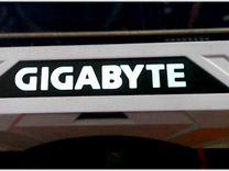 Видеокарта 1080ti gigabyte 11Gb