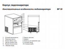 Льдогенератор cooleq BF-30