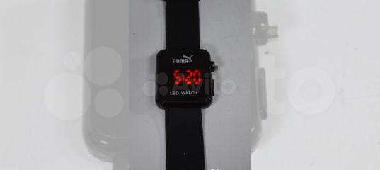 976a2e26 Электронные часы Puma Led Watch купить в Омской области на Avito —  Объявления на сайте Авито