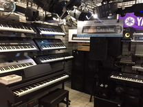 Синтезатор, Цифровое пианино