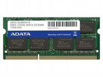 DDR3 1333 SO-dimm 4Gb