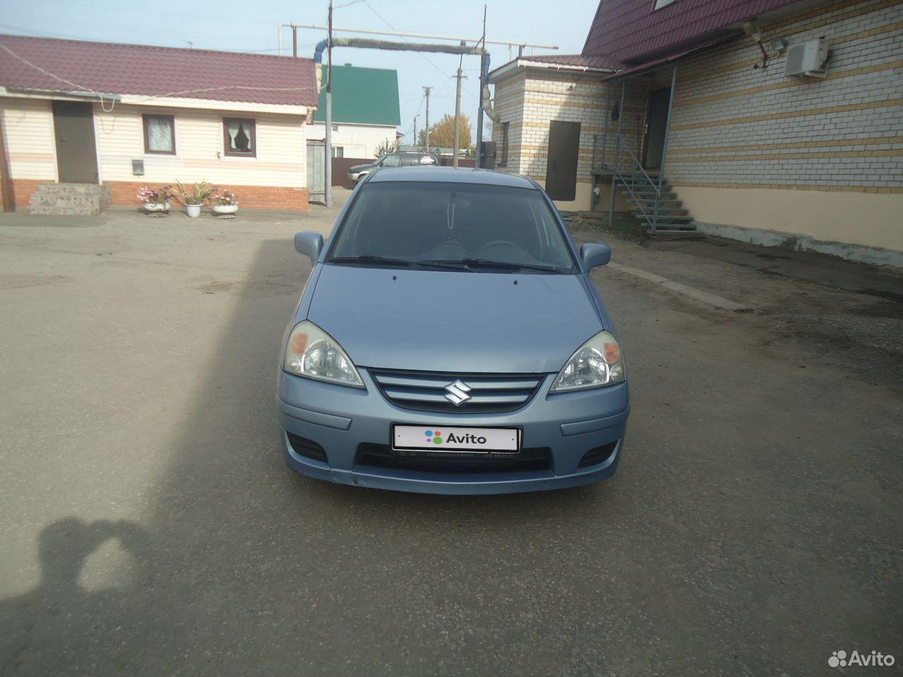 Suzuki Liana, 2008  89600996144 купить 7
