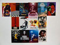 Магниты с постерами известных фильмов