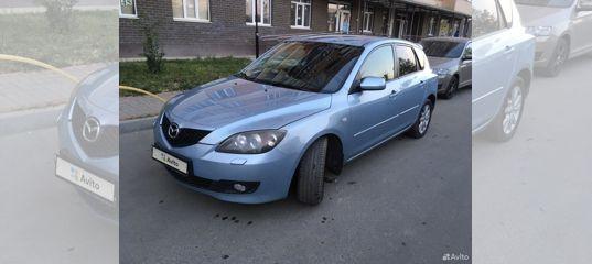 Mazda 3, 2006 купить в Краснодарском крае   Автомобили   Авито