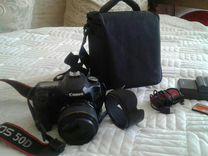 Продам Canon 50D