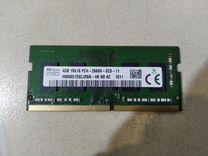 So-dimm ddr4 4Gb hynix 2666 мгц — Товары для компьютера в Геленджике