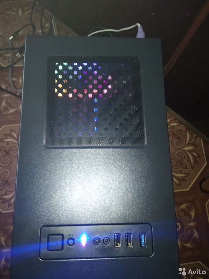 Системный блок Ryzen 5 1600/ 16 Гб/ SSD/ RX 570  89042695687 купить 2