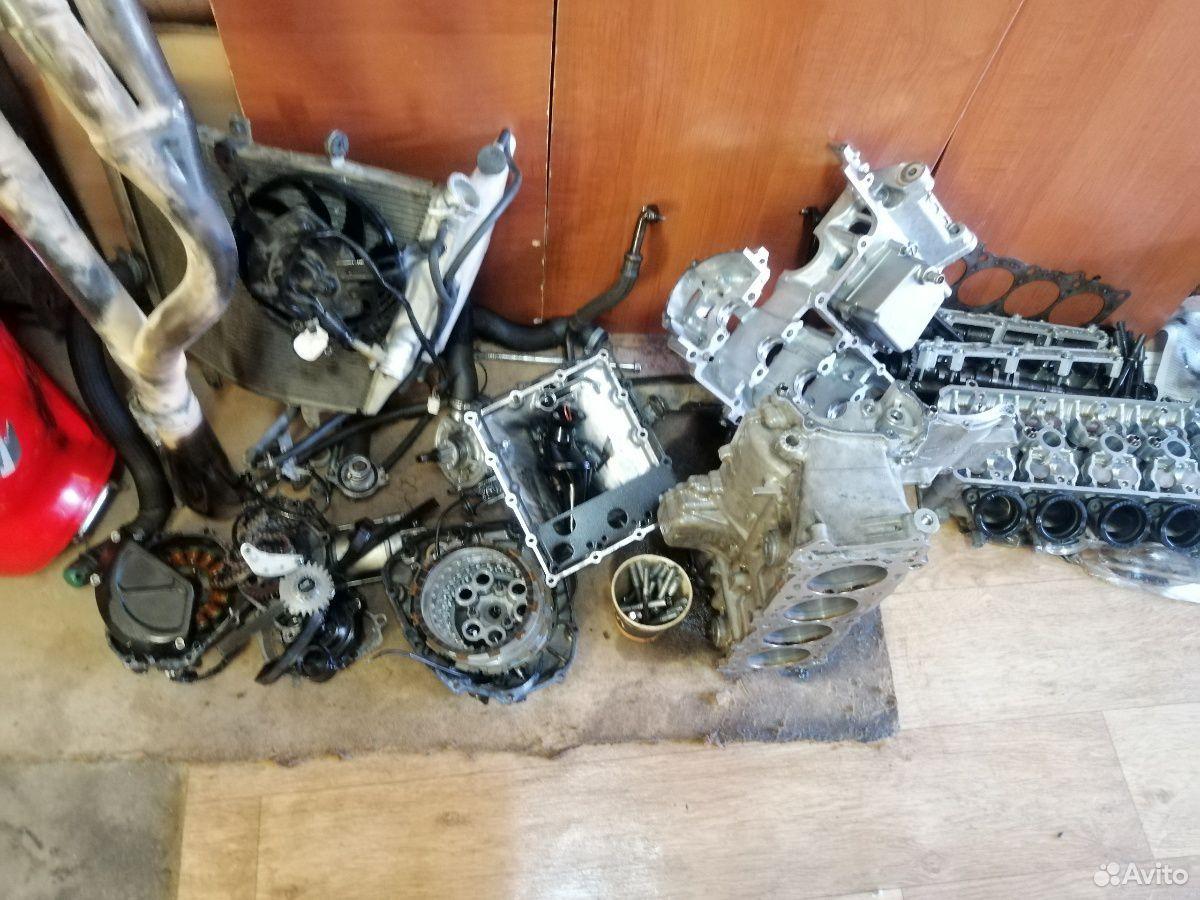 Двигатель сузуки К6 1000  89821902165 купить 2