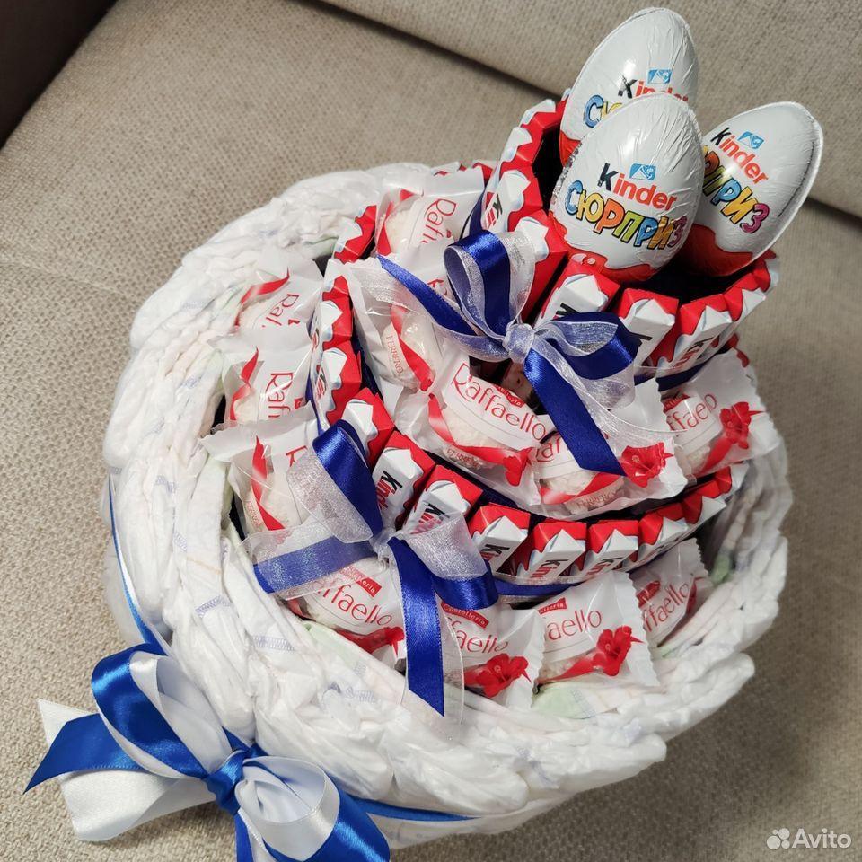 Торт из памперсов  89040580209 купить 1