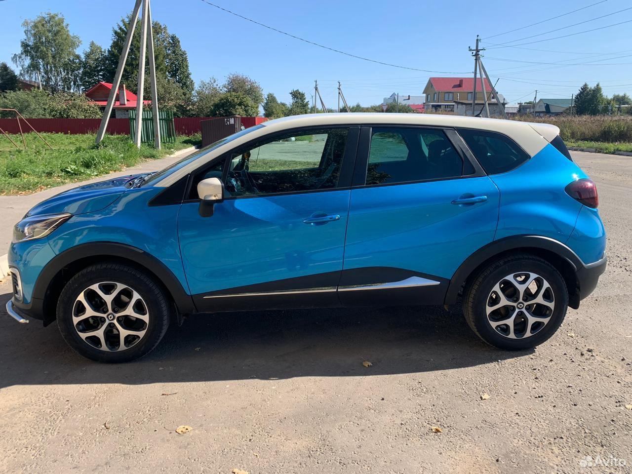 Renault Kaptur, 2017  89613366833 купить 1